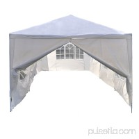 Aleko Tent for Outdoor Picnic Party or Storage - 20 x 10 - White 564482311
