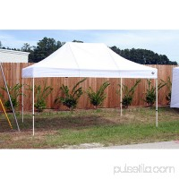 King Canopy's 10' x 15' Festival Instant Canopy   000975785