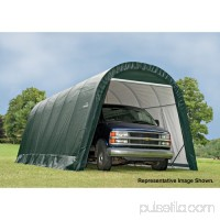 Shelterlogic 13' x 28' x 10' Round Style Car Shelter   554797599