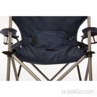 Kamp Rite Folding Chair with Lumbar Support   553012827