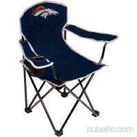 NFL Denver Broncos Youth Size Tailgate Chair from Coleman by Rawlings   555511264