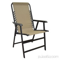 Caravan Global Sports Suspension Folding Chair   552320517