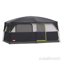 Coleman Prairie Breeze 8-Person Cabin Tent with Built-In LED Light and Integrated Fan 552469634