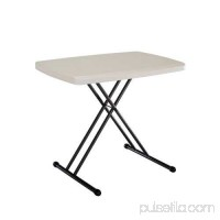 "Lifetime 30"" Personal Folding Table, Almond   550470999"