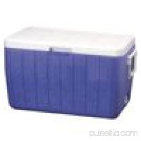 Coleman 48-Quart Performance 3-Day Heavy-Duty Cooler, Blue   552035040