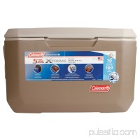 Coleman 70-Quart Xtreme 5-Day Heavy-Duty Cooler, Tan   553940120