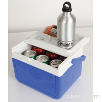 Coleman FlipLid 5-Quart Cooler, Red   552035045