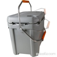 Ozark Trail 26-Quart High-Performance Cooler, Grey 563402665