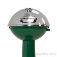 Masterbuilt Veranda 1650 Watt Electric Portable Indoor Outdoor BBQ Grill, Green