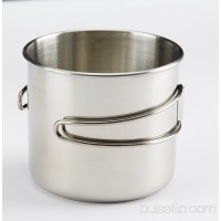 Ozark Trail 18-Ounce Stainless Steel Cup   552161018