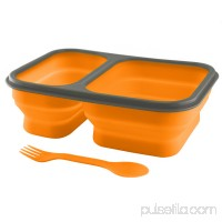 Ultimate Survival Technologies FlexWare Mess Kit 1.0, Orange   556941892