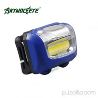 3W 300LM Mini Headlamp Torch Light Portable Lamp 3-Mode