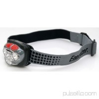 ENERGIZER Industrial Headlamp,LED,Gray HDDIN32E