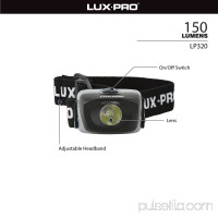 LUX-PRO LP320 3-MODE LED HEADLAMP
