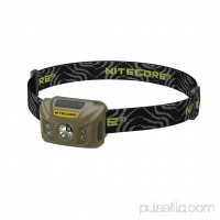 Nitecore NU30 White/Red/High CRI Output Rechargeable Headlamp (Black)