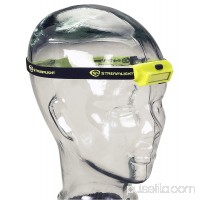Streamlight Bandit Lightweight LED Outdoor Headlamp, Black   568286993