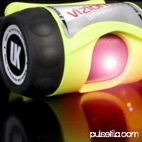 UKEXXX UK17007 UK Vizion eLED Headlamp, 3AAA, Safety Yellow