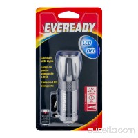 Eveready Compact 3-LED Metal Flashlight 555890762
