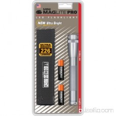 MAGLITE SP2P03H 272-lumen Mini Maglite LED Pro Flashlight (red) 550992748