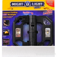 Might-D-Light 200-Lumen Camo Mini Compact Folding LED Work Light 554156290