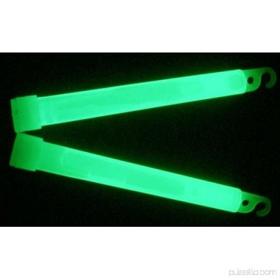 American Maple Glow Stick 2In 2Pk Green W/Rod Tip Clip On 50Ea In Pop Box 566446252