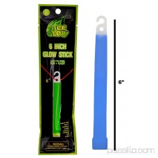 Wealers 12 Pack SnapLight Light Sticks - 6 Inch, Ultra Bright Glow In The Dark Stick with Up To 24 Hour Duration, For Emergency's, Camping, Party's