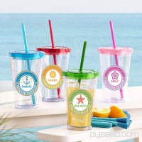 Personalized Cabana Cool Tumbler 555310362