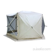 Gazelle Pop-up Portable Gazebo Screen Tent Wind Pannels (Pack of 2)   565135403