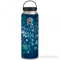 Skin Decal For Hydro Flask 40 Oz Wide Mouth / Firefly Night
