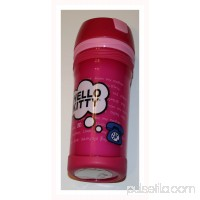 ZAK Sanrio Hello Kitty Hydro Canteen Dark Pink 10 oz