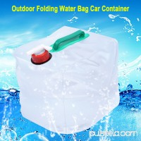 10L/20L Durable Large Capacity Water Bag Foldable Water Carrier Bag For Outdoor Water Storage, Portable Water Bag ,Water Container