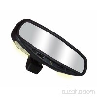 CIPA 36300 Wedge Base Auto Dimming Mirror with Compass and Map Lights   550092976