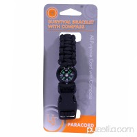 Ultimate Survival Technologies Compass Bracelet, Black 552936064