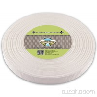 Country Brook Design® 3/4 Inch White Polypropylene (Polypro) Webbing