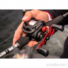 Abu Garcia Black Max Low Profile Baitcast Reel and Fishing Rod Combo 555106098