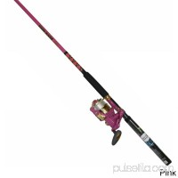 Master 2pc 6' Roddy Lite Spin Combo   552023253