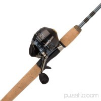 Pflueger President Spincast Reel and Fishing Rod Combo 565570689
