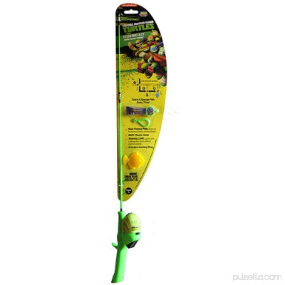 Teenage Mutant Ninja Turtles Fishing Kit 553245104