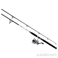 Daiwa D-WAVE DWB40-B/F802M Saltwater Spinning Fishing Rod/Reel Combo   554952414