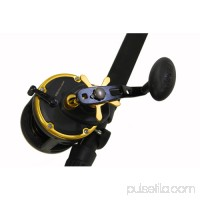 Penn Squall Level Wind Conventional Reel and Fishing Rod Combo   563643410