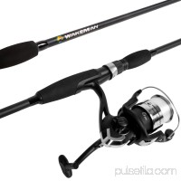 Strike Series Spinning Fishing Rod and Reel Combo - Fishing Pole by Wakeman   564755515