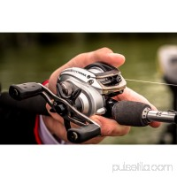 Abu Garcia Silver Max Low Profile Baitcast Reel and Fishing Rod Combo   555067466