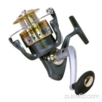 Zebco / Quantum Strategy Spinning Reel Size: 60, 5.2:1 Gear Ratio, 38 Retrieve Rate, 8 Bearings, Ambidextrous, Boxed 564825076