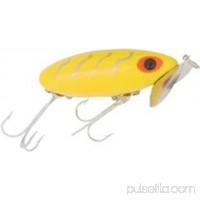 "G650-03 Arbogast Jitterbug 5/8 3"" Yellow Fishing Lure"