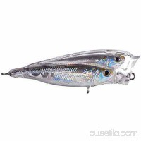 "LiveTarget Lures Koppers Live Target Glass Minnow Popper, 3""   552326363"