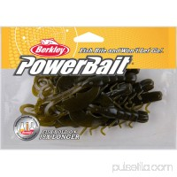 "Berkley PowerBait 4"" Crazy Legs Chigger Craw   553146375"