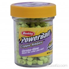 Berkley PowerBait Chroma-Glow Crappie Nibbles 553146348