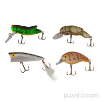 Rebel Topwater Hardbait 4-Pack   000944318