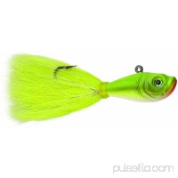 SPRO Fishing Bucktail Jig, Crazy Chart, 1 Pack   554183712