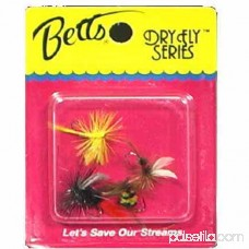 Betts Dry Fly Assortment 564767167